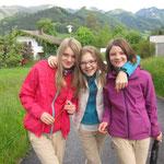 drei gute Freundinnen