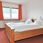 Wohnung 7 - Schlafzimmer