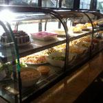 Choupana: Salad Bar