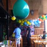 Aniversário na Chupana:お子さんの誕生会