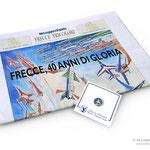spilla Anniversario Frecce Tricolori