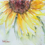 Summer's Smile, : 15 in. x 15 in. - 38 x 38 cm, - 180,00 Euro