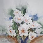 Spring Awakening 9,4 in. x 12 in. - 24 cm x 30 cm - 450,00 Euro