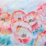 Poppy Days -  7,9 in. x 19,7 in. - 20 x 50 cm - 280,00 Euro