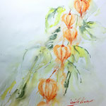 In Love with Lanterns, 16,5 in. x 22 in. - 42 x 56 cm - 280,00 Euro