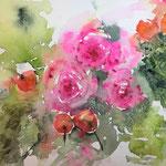 November Bouquet - 19 x 28 cm - 160,00 Euro