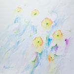 A Daffodil Dance, 15 in. x 15 in. - 38 x 38 cm - 360,00 Euro