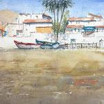 Ajuy, Fuerteventura - 13,7 in. x 11,8 in. - 35 x 30 cm - 680,00 Euro