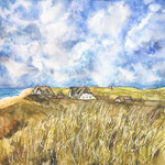 House Cliff's End, Sylt - 15 in. x 15 in. - 38 x 38 cm - 680,00 Euro