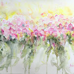 The faded voice of Summer, 15 in. x 22 in. - 38 x 56 cm, 380,00 Euro