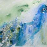 Peacock 15 in. x 11 in. - 38 x 28 cm - 120,00 Euro