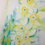 Yellow Monday  16 in. x 12 in. - 41 x 31 cm - 360,00 Euro