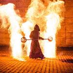 Hochzeits-Feuershow Augsburg