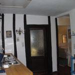 Teilansicht Wohnküche