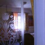 Teilansciht Schlafzimmer