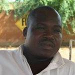 Salomon Sawadogo / Responsable kiknet-afrique.org Kaya, Burkina Faso