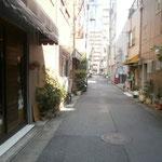 富岡の小路