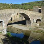 Le Pont Vieux à Lagrasse