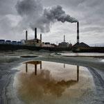 sversamenti chimici dalla fonderia di rame