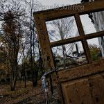 Il quartiere sottovento abbandonato