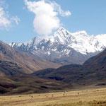 Fantastische Aussicht im Nationalpark Huascar