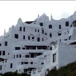Bei Punta del Este hat sich der Künstler Carlos Paez Vilaro, seinen Traum verwirklicht