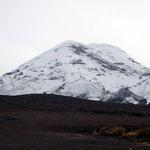 Chimborazo, mit 6310 Metern der höchste Berg in Equador