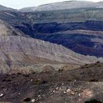 Die Felsformationen sind auch 900km nördlich von San Calos de Bariloche eindrücklich.