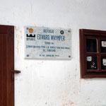 Vom Parkplatz des Chimborazo musste Margrit nur 200 Höhenmeter überwinden um 5000 Meter zu erreichen