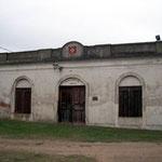 In Nueva Helvecia, Uruguay, wurde kurz nach der Gründung ein Schützenhaus gebaut