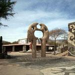 Das Museum über die Pachamama (ein Inkastamm) in Amaicha del Valle, ist eines der aufwändigsten Museen die wir bis jetzt gesehen haben.