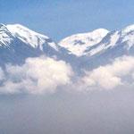 Chachani von Arequipa aus