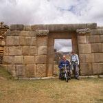 Besuch der Inka-Ruinen Huánuco Viajo
