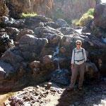 In der Guatin Schlucht bei San Pedro de Atacama.