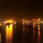 Im Hafen von Vitoria, Brasilen