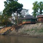 Unsere Dschungel Lodge für 3 Tage
