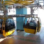 Garaventa Luftseilbahn auf den Hausberg von Cochabamba