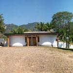 Beim Mirador in Rurrenabaque waren wir froh um Schatten an unsern Stellplatz