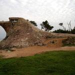 Wohnhaus in Form eines Adlers in Atlantida, Südküste Uruguay
