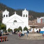 La Recoleta, eine der rund 20 Kirchen in Sucre