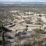 Ruinas Quilmes, 40km nördlich von Santa Maria.