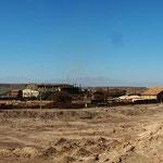 Aktive Salpetermine beim Ort Maria Elena, ganz in der Wüste gelegen.