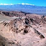 Valle de Muerte (Todestal) bei  San Pedro de Atacama.