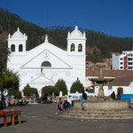 "Sucre Bolivien, Fransikaner Kloster ""La Ricoleta""."