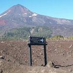 Beeindruckend und faszinierend: Hier war der Lavastrom 2008