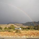 Regenbogen bei El Chalten