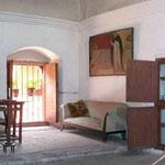 Die Nonnen hatten im Kloster Santa Catalina ganze Häuser mit eigenen Angestellten, bis der Papst dies 1871 untersagte