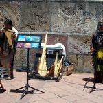 Strassenmusikanten im Cuenca