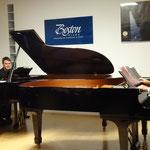 Prokofiev: Bearbeitung von Schubert-Walzern für 2 Klaviere