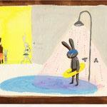 pool melancholy
